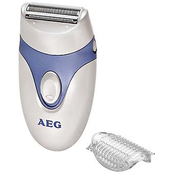 AEG female razor blue LS5652