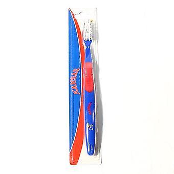 Kansas Jayhawks NCAA Toothbrush Extended Tip