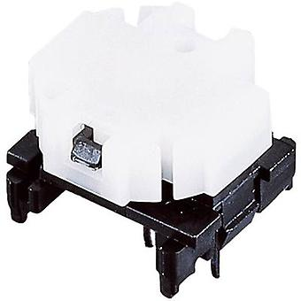 Marquardt 6425.0101 Pushbutton 28 V 0.1 A 1 x Off/(On) momentary 1 pc(s)