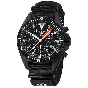 KHS MissionTimer 3 mens watch watches field chronograph KHS. MTAFC. NXT7