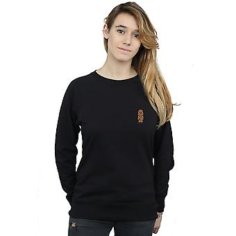 Star Wars Women's Chewbacca Pocket Print Sweatshirt