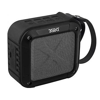 3SIXT wasserdichter mobiler Bluetooth Lautsprecher Sound Box Speaker IPX6 Wireless 5W