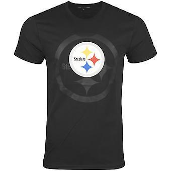 New era fan shirt - NFL Pittsburgh Steelers 2.0 black