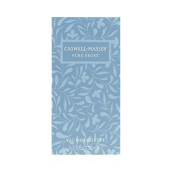 Caswell Massey ren Frost Eau De Toilette 1.7 Oz/50 ml ny i Box