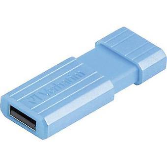 Verbatim Pin Stripe USB stick 32 GB Blue 49057 USB 2.0