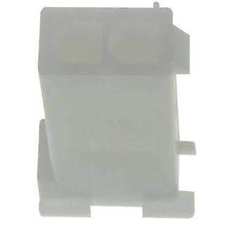 TE Connectivity Socket enclosure - cable Universal-MATE-N-LOK Total number of pins 2 Contact spacing: 4.20 mm 172233-1 1 pc(s)