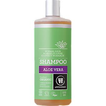 Urtekram Aloe Vera Normal Hair 500 ml Bio Shampoo (Hair care , Shampoos)