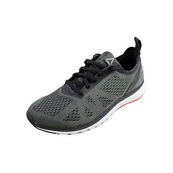 Reebok Print Smooth Clip Ultraknit Ironstone/Coal-White-Red BS5133 Men's