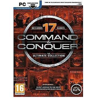 コマンド ・究極のコレクションの PC ゲームを征服します。