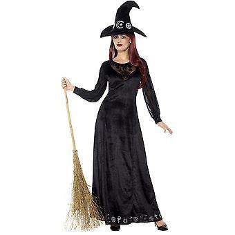 Costume sorcière femme costumes halloween Deluxe