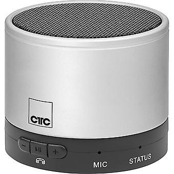 CTC altoparlante bluetooth computer portatili til BSS 7006 d'argento!