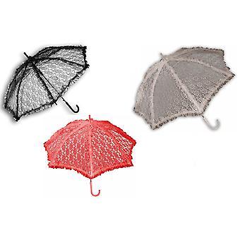 Volant screen top screen parasol umbrella
