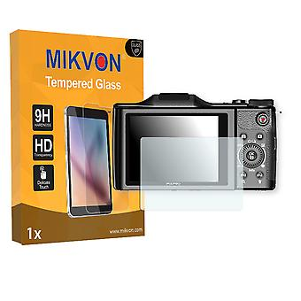 Kodak Pixpro S-1 Screen Protector - Mikvon flexible Tempered Glass 9H (Retail Package with accessories)