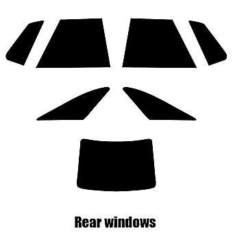 Pre cut Fenster Farbton - Citroen XM - 1989 bis 2000 - hinten windows