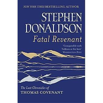 Śmiertelne upiór - kroniki ostatni Thomas Przymierza przez Stephen Don