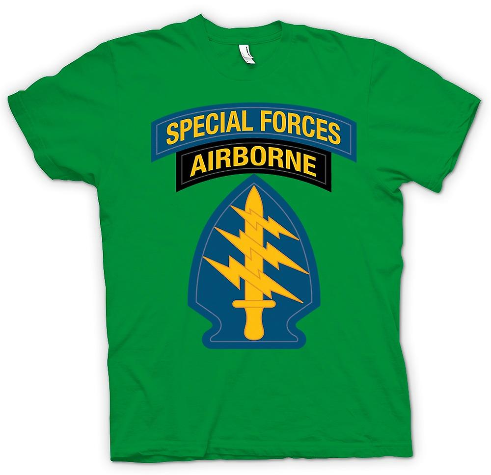 Mens T-shirt - Green Beret Special Forces