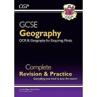 Neue Klasse 9-1 GCSE Geographie OCR B Totalrevision & Praxis)