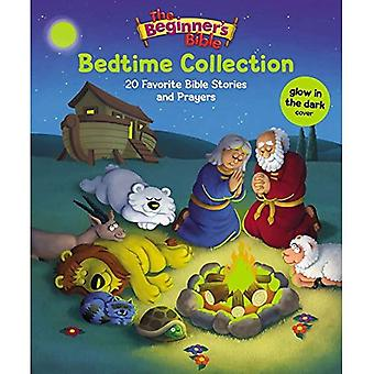 The Beginner's Bible Bedtime Collection: 20 Favorite Bible Stories and Prayers (The Beginner's Bible)