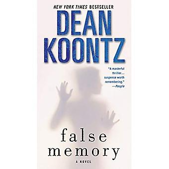 [False Memory] [by: Dean R Koontz]