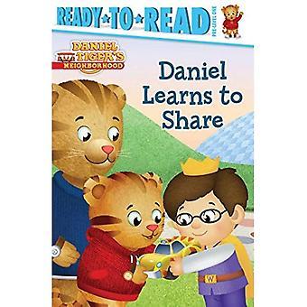 Daniel aprende a compartir (Ready-To-Read: pre-nivel 1)