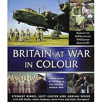 Storbritannien i krig i färg