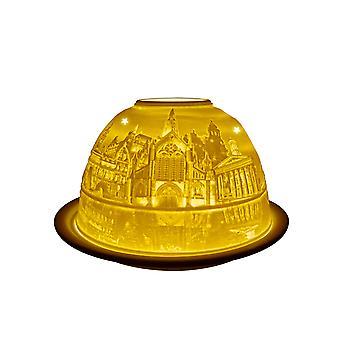 Light Glow Dome Tea Light Holder, Glasgow