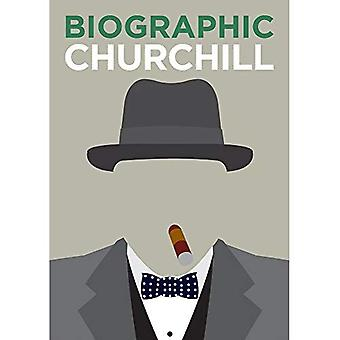 Churchill: Great Lives in Graphic Form (Biographic)