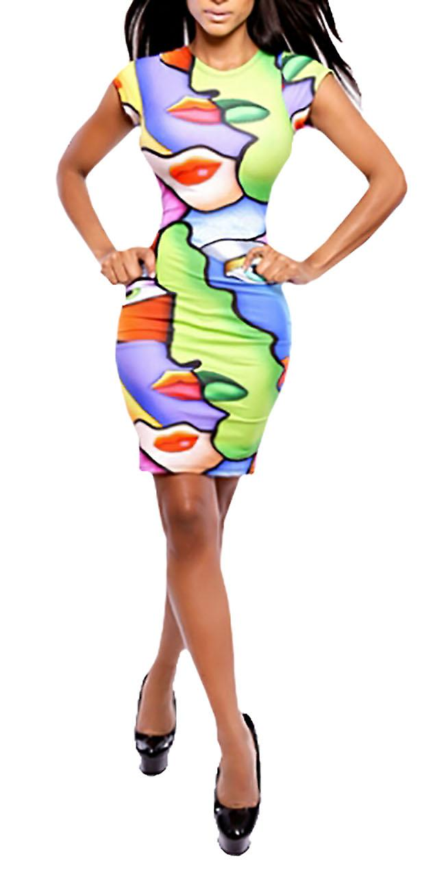 Waooh - slinky dress patterns faces Gety