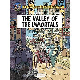 Blake & Mortimer Vol. 25: The Valley of The Immortals
