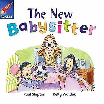 Den nya barnvakten: Blå Reader 6 (Rigby stjärnigt oberoende)