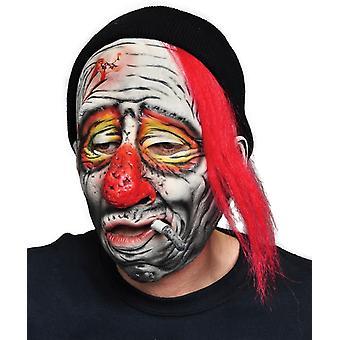 Whisky der Clown für Halloween