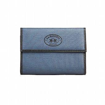La Martina Wallet Women Blue