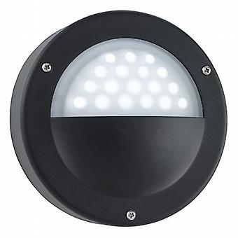 Searchlight LED Outdoor Lighting 8744BK Outdoor Wall Light
