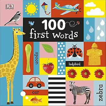 100 First Words by DK - 9780241275818 Book