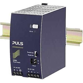 PULS DIMENSION CPS20.241 Rail mounted PSU (DIN) 24 Vdc 20 A 480 W 1 x