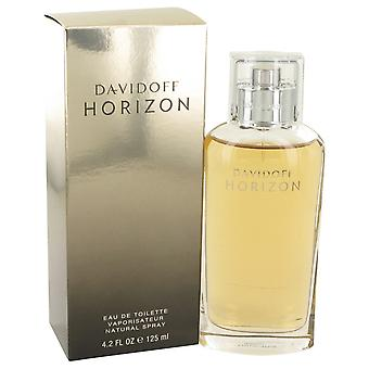 Davidoff Horizon by Davidoff Eau De Toilette Spray 4.2 oz / 125 ml (Men)