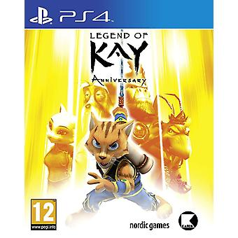 Legend of Kay Anniversary - Playstation 4