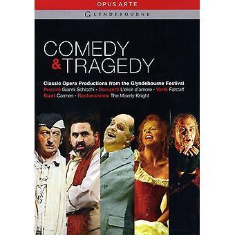 Comedy & Tragedy-Classic Opera Productions From th [DVD] USA import