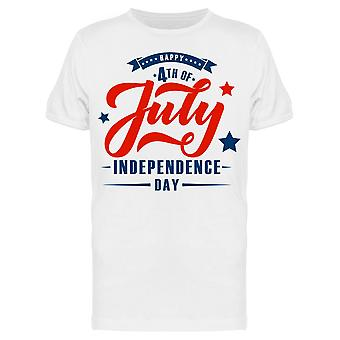 July Independence Day Tee Men's -Image by Shutterstock