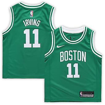 Nike Nba Boston Celtics Kyrie Irving Youth Swingman Jersey - Icon Edition