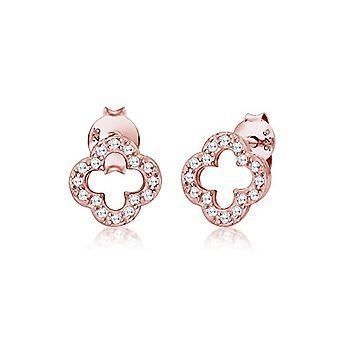 Elli Silver Women's Pin Earrings 311622117