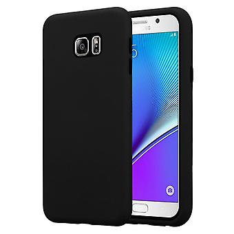 Cadorabo Case for Samsung Galaxy NOTE 5 Case Cover - Hybrid Phone Case with TPU Silicone Inside and 2-Piece Plastic Outside - Protective Case Hybrid Hardcase Back Case