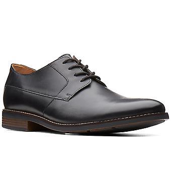 Clarks Becken Plain menns formell Lace opp sko