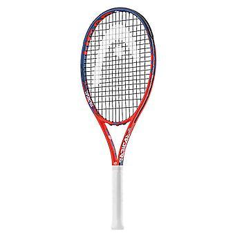 Leder radikale Junior tennis racket Racquet blå/rød-19