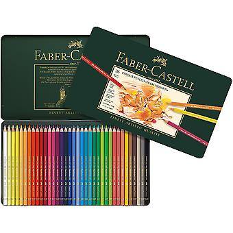 Polychromos Colored Pencil Set In Metal Tin 36pc- 110036