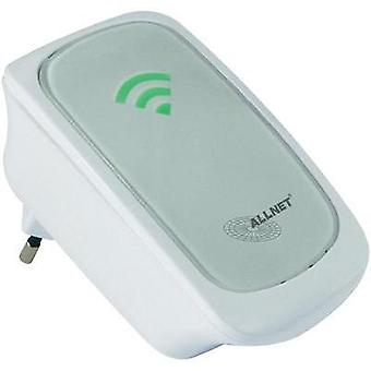 Allnet ALL0237R WiFi repeater 300 Mbit/s 2.4 GHz