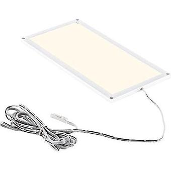 LED panel 9 W Warm white Heitronic Fino 27014 White