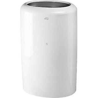 Garbage bin 50 l TORK (W x H x D) 389 x 629 x 289 mm White 1 pc(s)