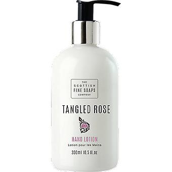 Scottish Fine Soaps Tangled Rose Hand Lotion
