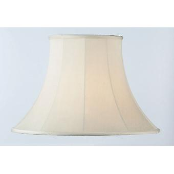 Endon CARRIE-12 inch Cream Bell Lamp Shade